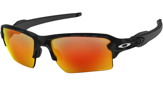 Oakley Flak 2.0 XL Brillenglas oranje/zwart